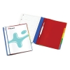 Rexel Part File Polypropylene with Colour-coded Indexed Sections 5-Part A4 Opaque Ref 62146
