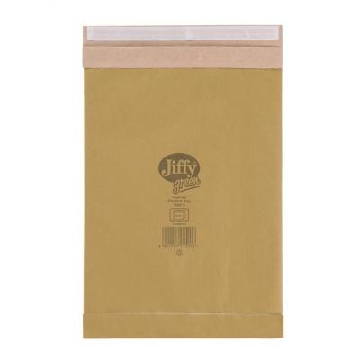 Jiffy Padded Bag Envelopes No.5 Brown 245x381mm Ref JPB-5 [Pack 100]