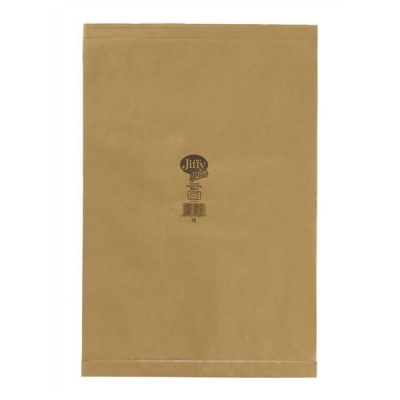 Jiffy Padded Bag Envelopes No.8 Brown 442x661mm Ref JPB-8 [Pack 50]