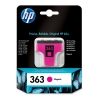 Hewlett Packard [HP] No. 363 Inkjet Cartridge Page Life 350pp 4ml Magenta Ref C8772EE #ABB