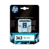 Hewlett Packard [HP] No. 363 Inkjet Cartridge Page Life 350pp 4ml Light Cyan Ref C8774EE #ABB
