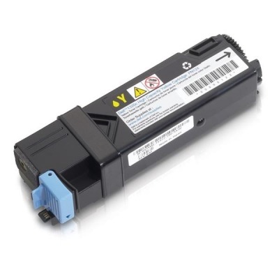 Dell No. PN124 Laser Toner Cartridge Page Life 2000pp Yellow Ref 593-10260