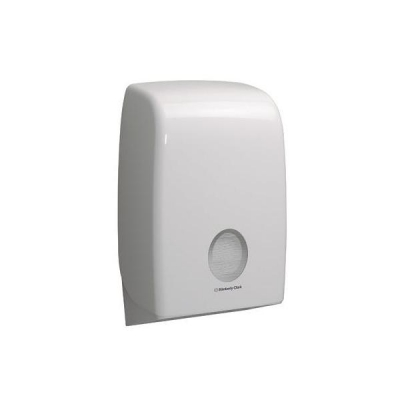 Kimberly-Clark Aquarius Hand Towel Dispenser W367xD169xH403mm White Ref 6945
