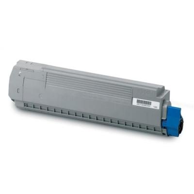 Oki Laser Toner Cartridge Page Life 10000pp Black Ref 44059212
