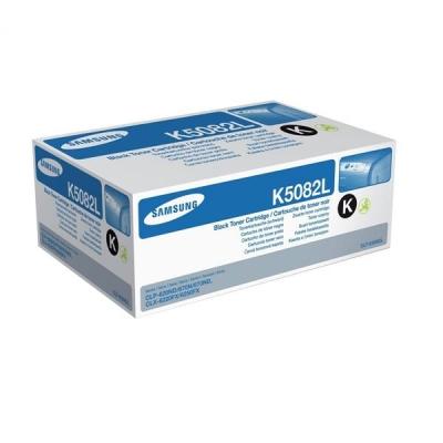 Samsung Laser Toner Cartridge High Yield Page Life 5000pp Black Ref CLT-K5082L/ELS