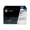 Hewlett Packard [HP] No. 643A Laser Toner Cartridge Page Life 10000pp Magenta Ref Q5953A