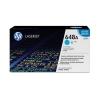 Hewlett Packard [HP] No. 648A Laser Toner Cartridge Page Life 11000pp Cyan Ref CE261A
