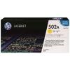Hewlett Packard [HP] No. 502A Laser Toner Cartridge Page Life 4000pp Yellow Ref Q6472A