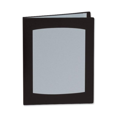 Rexel Clearview Display Book 24 Pockets A3 Black Ref 10405BK