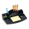 Avery Mainline Desk Tidy Multicompartment with Ruler Slot Black Ref 88MLBLK