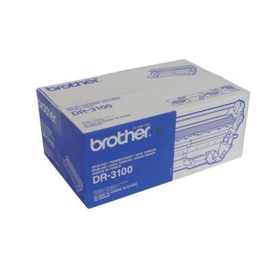Brother Laser Drum Unit Page Life 25000pp Black Ref DR3100