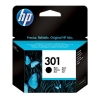 Hewlett Packard [HP] No. 301 Inkjet Cartridge Page Life 190pp Black Ref CH561EE #UUS