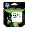 Hewlett Packard [HP] No. 301XL Inkjet Cartridge Page Life 330pp Colour Ref CH564EE #UUS