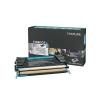 Lexmark Laser Toner Cartridge Page Life 10000pp Cyan Ref C736H1CG