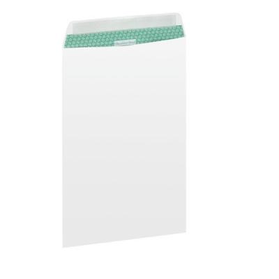 Basildon Bond Envelopes Recycled Pocket Peel and Seal 120gsm C4 White Ref L80281 [Pack 50]