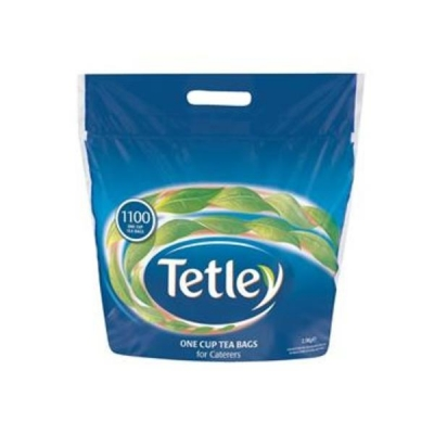 Tetley One Cup Teabags High Quality Tea Ref A01161 [Pack 1100]