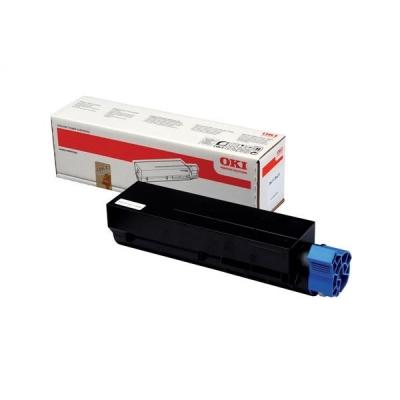 OKI B411/B431 Laser Toner Cartridge Page Life 3000pp Black Ref 44574702