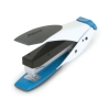 Rexel Easy Touch Stapler Flat Clinch Half Strip Capacity 30 Sheets White and Blue Ref 2102549