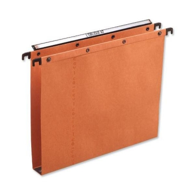Elba Ultimate A20 Suspension File Manilla 30mm A4 Orange Ref 100330272 [Pack 25]