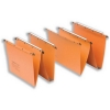 Elba Ultimate A20 Suspension File Manilla V-Base Foolscap Orange Ref 100330312 [Pack 25]