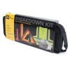 AA Breakdown Kit Visibility Vest Sign Gloves Torch and Car Hammer Seatbelt Cutter Ref 5060114610750