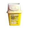 Wallace Cameron Sharps Disposal Bin Anti-contamination First Aid 4 Litre Ref 4402001