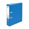 Rexel Karnival Lever Arch File Paper over Board Slotted 70mm A4 Blue Ref 20743EAST [Pack 10]