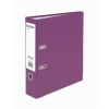 Rexel Karnival Lever Arch File Paper over Board Slotted 70mm A4 Violet Ref 20747EAST [Pack 10]