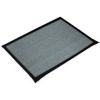 Floortex Indoor Entrance Mat Hard Wearing 800x1200mm Blue