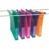 Rexel Multifile Extra Suspension File Polypropylene Base W30mm A4 Assorted Ref 2102573 [Pack 10]