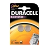 Duracell DL2032 Battery Lithium for Camera Calculator or Pager 3V Ref 75072668 [Pack 2]