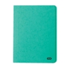 Elba Boston Square Cut Folder Pressboard 275gsm Capacity 32mm Foolscap Green Ref 100090022 [Pack 50]