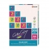 Color Copy Copier Paper Premium Super Smooth 200gsm A4 White Ref CCW0349 [250 Sheets]