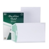 Basildon Bond Envelopes Recycled Pocket Peel and Seal 120gsm C5 White Ref B80277 [Pack 50]