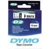 Dymo D2 Tape Cassette 19mmx10m White Ref 61911 S0721150