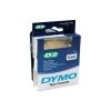 Dymo D2 Tape Cassette 12mmx10m White Ref 61211 S0721090