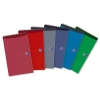 Oxford Office Reporters Notebook Polypropylene 140pp Random Metallic Colour Ref 100080519 [Pack 10]