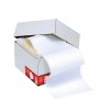 5 Star Listing Paper 2-Part Microperforated 80/55gsm Carbonless A4 White/Yellow [1000 Sheets]