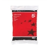 5 Star Rubber Bands No.18 Each 76x1.5mm Approx 1600 Bands [Bag 0.454kg]