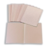5 Star Square Cut Folder Recycled Pre-punched 170gsm Kraft Foolscap Buff [Pack 100]