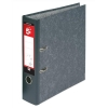 5 Star Lever Arch File 70mm Foolscap Cloudy Grey [Pack 10]