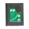 Goldline Display Sleeves Polypropylene Reinforced 150 Micron 9 Hole A1 Clear Ref PDSA1Z [Pack 10]