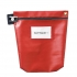 Versapak Cash Bag Tamper-Evident Zip Heavyweight Material Medium W267xD50xH267mm Red Ref CCB1-RDS
