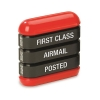 Trodat 3-in-1 Stamp Stack Mail - First Class - Airmail - Posted Ref 11163