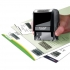 Trodat Identity Protection Stamp Self-inking 46x18mm Ref 53905