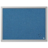 BiSilque Notice Board Framed W600xH450 Bluebell Ref FB04130608