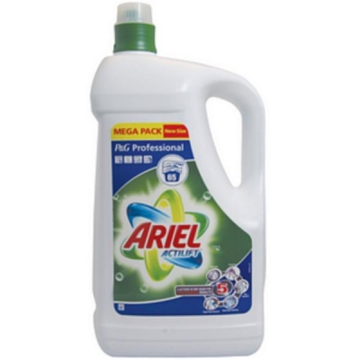 Ariel Biological Liquid Laundry Detergent 65 Washes 4 Litres Ref 88740/73447