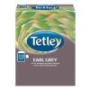 Tetley Tea Bags String and Tag Earl Grey Ref 1243Y [Boxed 100]