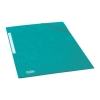 Elba Eurofolio Folder Elasticated 3-Flap 450gsm A4 Green Ref 100200993 [Pack 10]