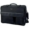 Lightpak The Flight Pilot Case Overnight Nylon 17in Laptop Compartment Black Ref 46008